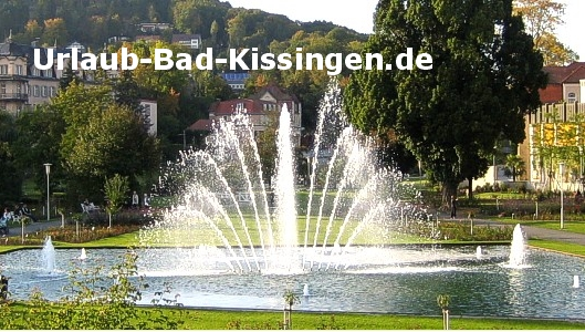 Urlaub Bad Kissingen